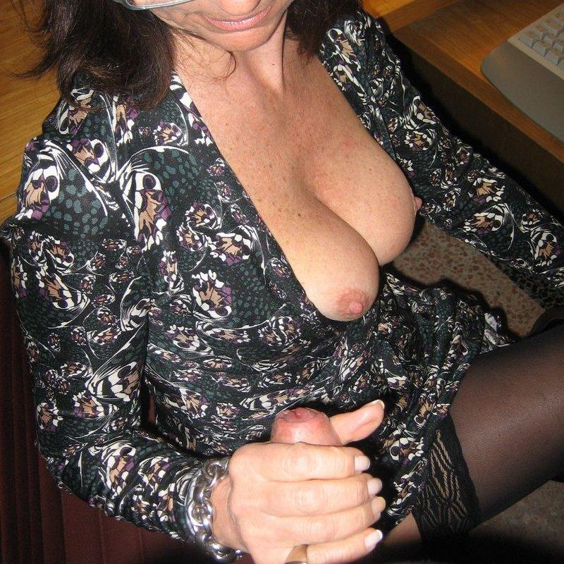 Italian mature woman
