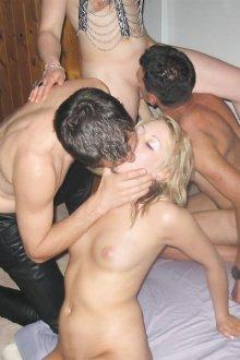 Жену Трахают На Секс Вечеринке